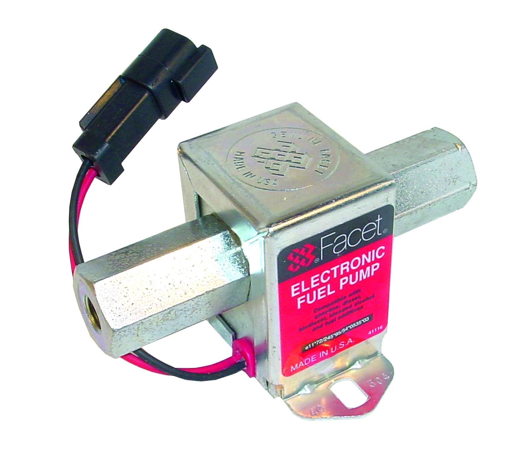 Facet Industrial & Plant Fuel Pumps