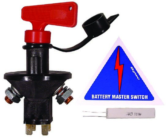 Battery Master Switches