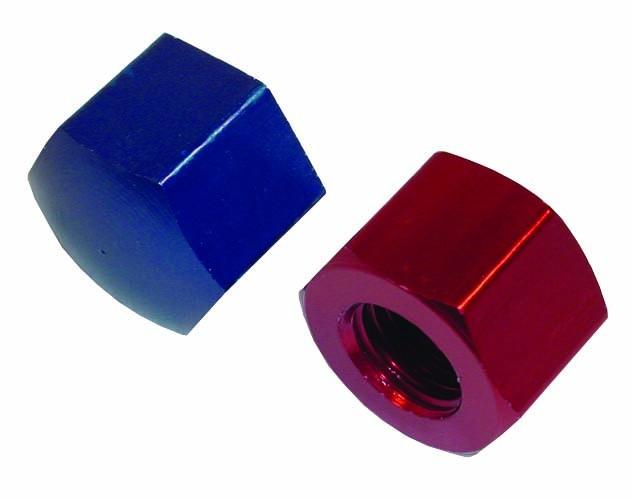 Bosch & Ti Automotive Fuel Pump Cap Nuts