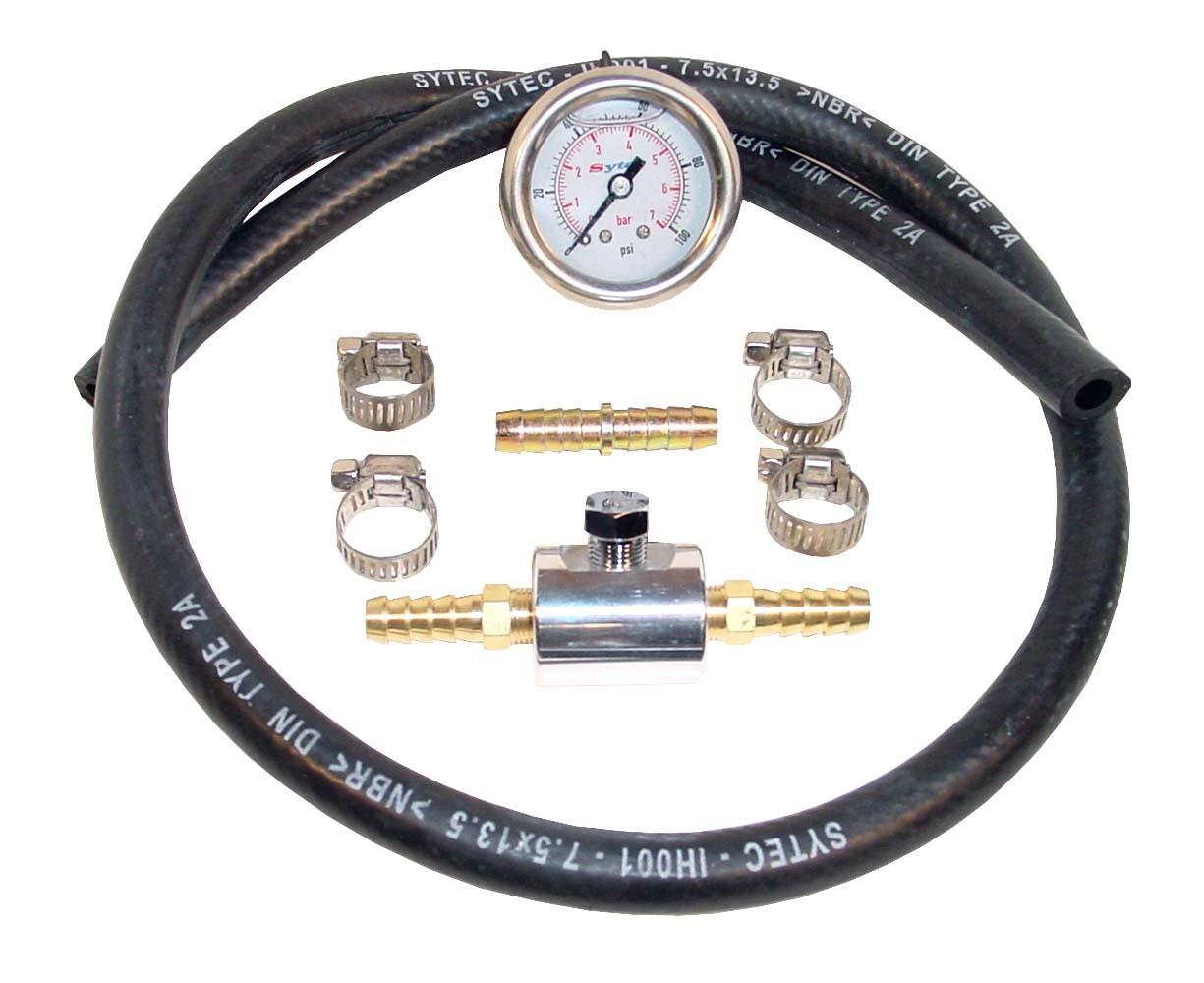 Sytec Fuel  Pressure Testing Kits