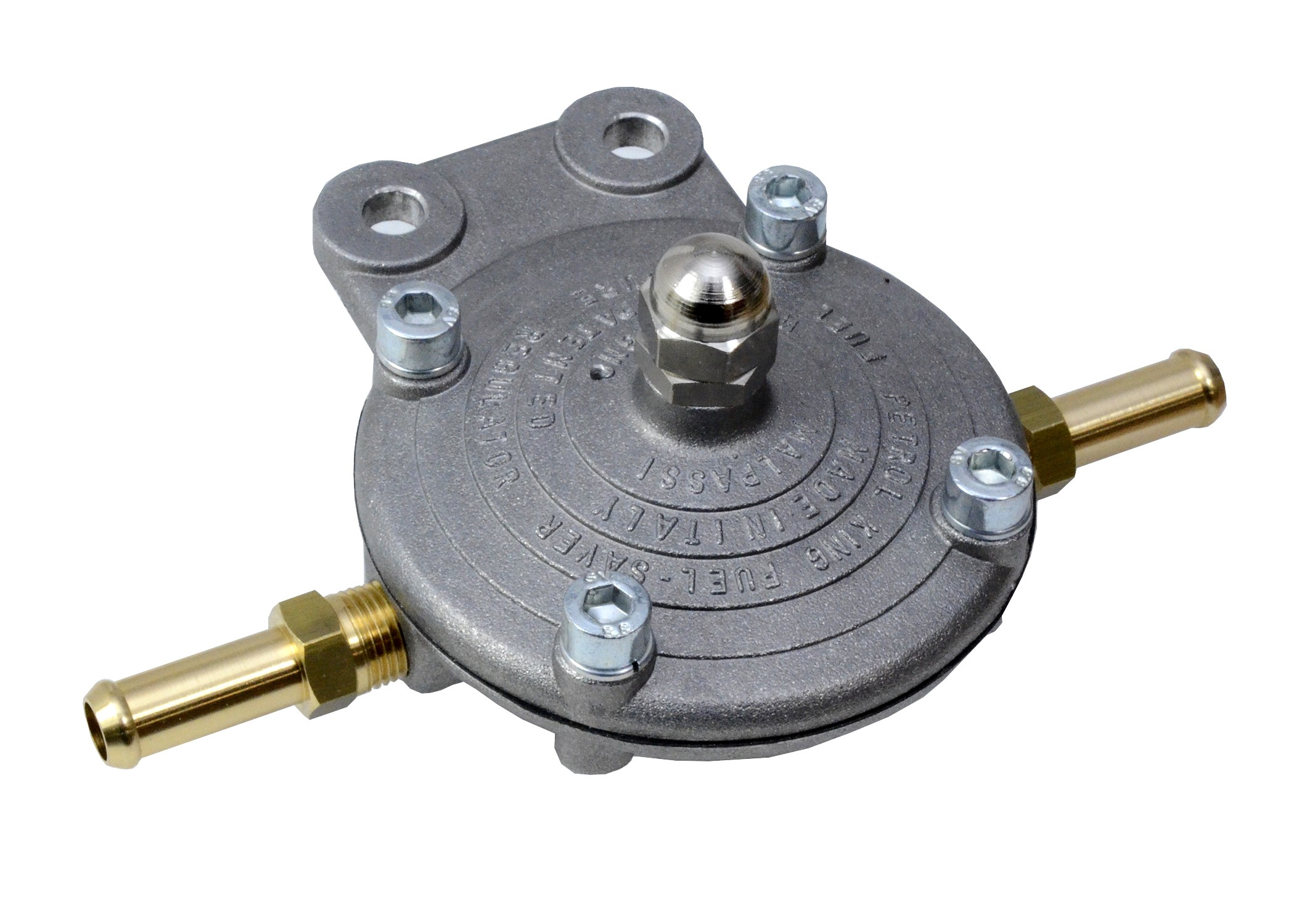 Malpassi Petrol King Fuel Regulators