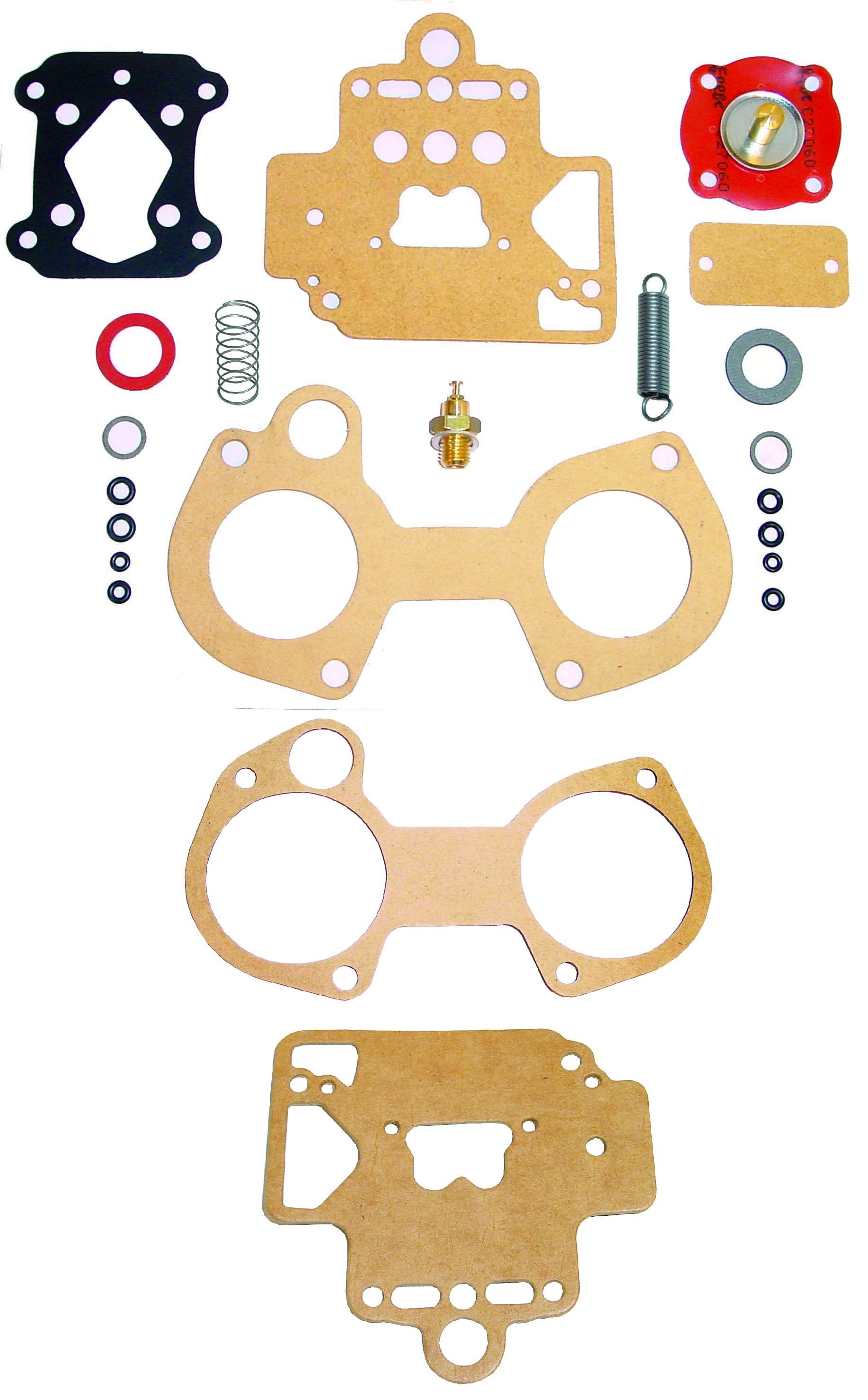Dellorto Carburettor Service Kits