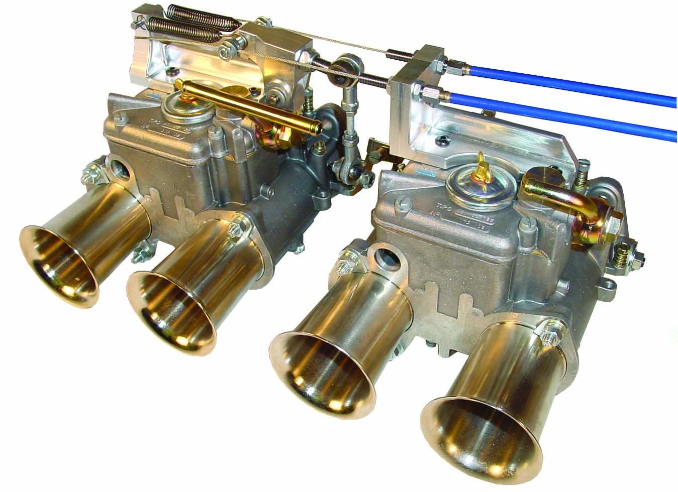 Weber DCOE Throttle Linkage Kits