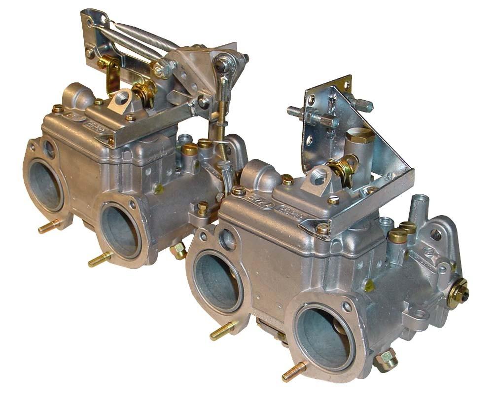 Dellorto DHLA Throttle Linkage Kits
