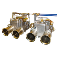 Weber & Dellorto Throttle Linkage Kits