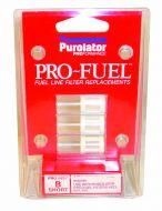 Pro-Fuel Short Filter Elements x 3, Fits Pro823 to Pro826