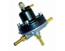 Malpassi Fuel Injection Single Rail Input Conversion Regulator 8mm Tails