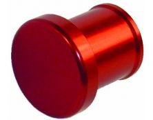BLANKING PLUG (25MM TAIL) (Red)