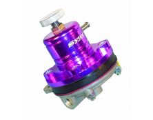 Sytec 1:1 Adjustable Motorsport Fuel Pressure Regulator (Purple)