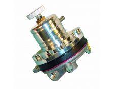 Sytec 1:1 Adjustable Motorsport Fuel Pressure Regulator (Silver)