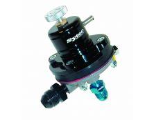 Sytec EFI 1:1 Motorsport Regulator (JIC8-JIC6 Unions) Black