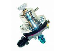 Sytec EFI 1:1 Motorsport Regulator (JIC8-JIC6 Unions) Silver