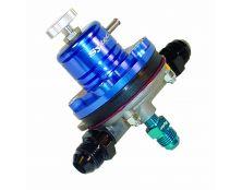 Sytec EFI 1:1 Motorsport Regulator (JIC8 x 2 +JIC6 Unions) Blue