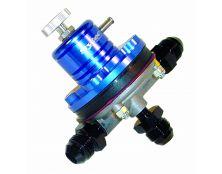 Sytec EFI 1:1 Motorsport Regulator (JIC8 x3 Unions) Blue