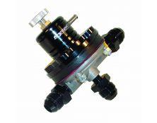 Sytec EFI 1:1 Motorsport Regulator (JIC8 x3 Unions) Black
