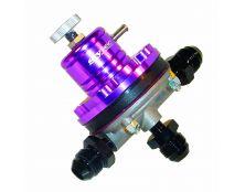 Sytec EFI 1:1 Motorsport Regulator (JIC8 x3 Unions) Purple