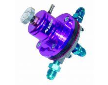 Sytec EFI 1:1 Motorsport Regulator (JIC6 x3 Unions) Purple