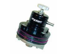 SYTEC PBV Fuel Pressure Regulator - 1/8th Nptf (Black)