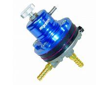 SYTEC PBV Fuel Pressure Regulator - 8mm in / out (BLUE)