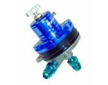 SYTEC PBV Fuel Pressure Regulator -6 jic + -6 jic (Blue)