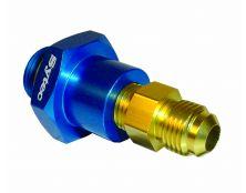 Bosch 0580254044 Inlet Adaptor Jic6 inc Dowty Seal