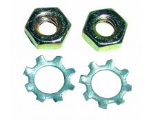 Walbro Out of Tank Fuel Pump Nut & Washer Set