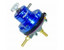 Sytec 1:1 Adjustable Motorsport Fuel Pressure Regulator (Blue)