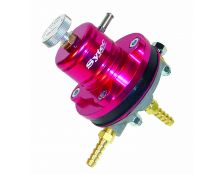 Sytec 1:1 Adjustable Motorsport Fuel Pressure Regulator (Red)