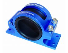 Sytec Motorsport Fuel Pump/Filter Bracket (Blue) inc Std Sleeve