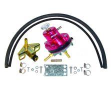Sytec 1:1 Motorsport Adjustable Fuel Pressure Regulator Kit (Red) Volkswagen